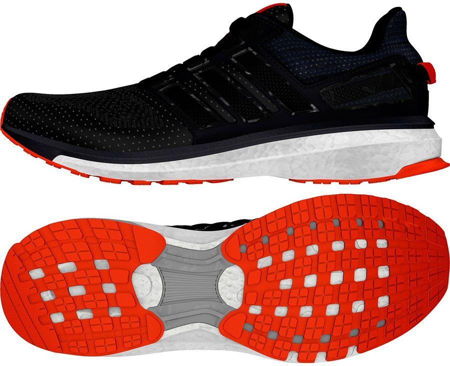 9841c9e307503 Adidas Buty męskie Energy Boost 3 M czarne r. 45 1 3 (BB5786) w  Sklep-presto.pl