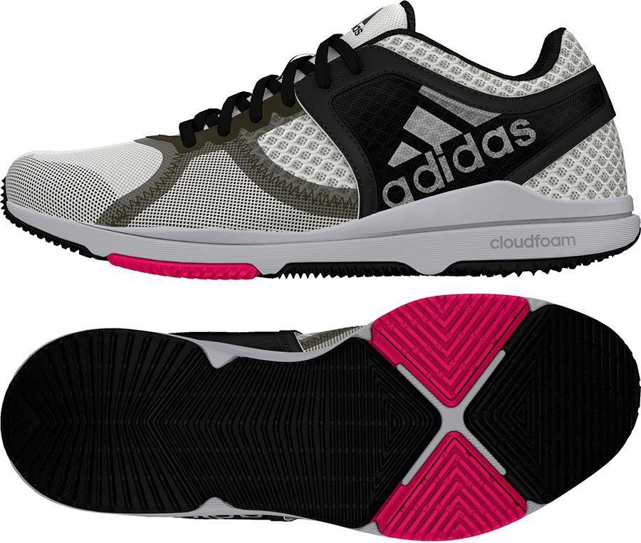Adidas Buty damskie Crazymove Edge Trainer Cloudfoam białe r. 40 (AQ2638) ID produktu: 1562405