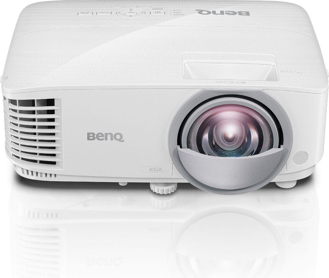 Projektor BenQ MX808ST lampowy 1024 x 768px 3000lm DLP ST 1