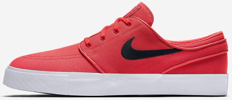 najnowszy szukać specjalne wyprzedaże Nike Buty męskie SB Zoom Stefan Janoski Canvas czerwone r. 45.5 (615957  642-S) ID produktu: 1565197