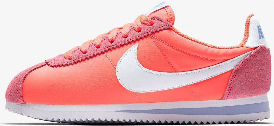 new concept d357d 2c40f Nike Buty damskie Classic Cortez Nylon różowe r. 37 1/2 (749864 600-S) ID  produktu: 1565200