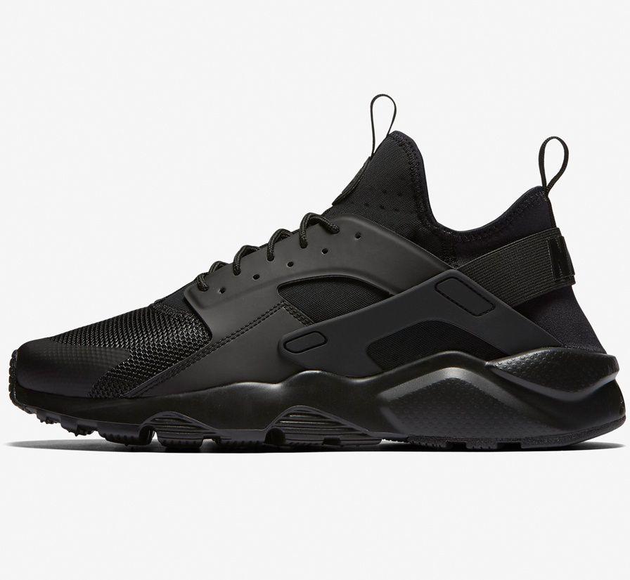 szczegółowe obrazy Najlepiej dobra sprzedaż Nike Buty Air Huarache Run Ultra czarne r. 44 1/2 (819685 002-S) ID  produktu: 1565239