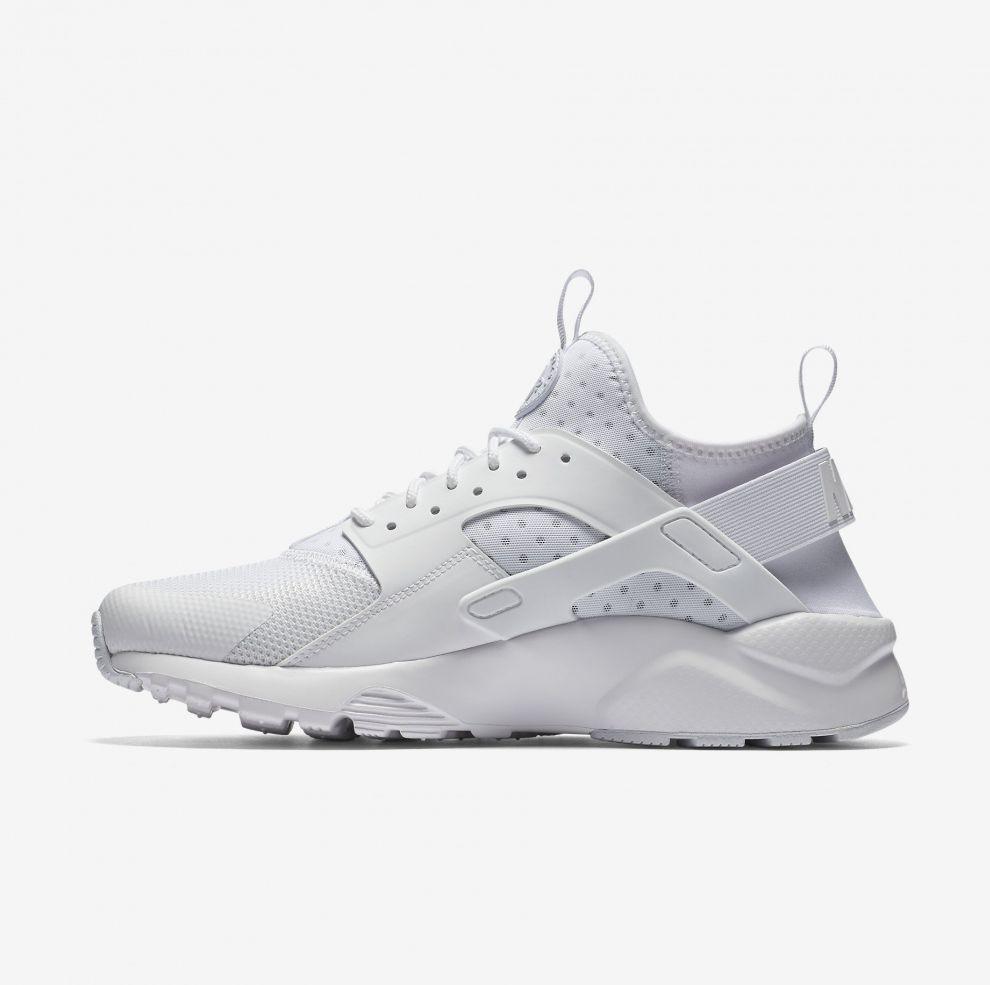 o rozsądnej cenie niska cena sprzedaży obuwie Nike Buty Air Huarache Run Ultra białe r. 42 (819685 101-S) ID produktu:  1565242
