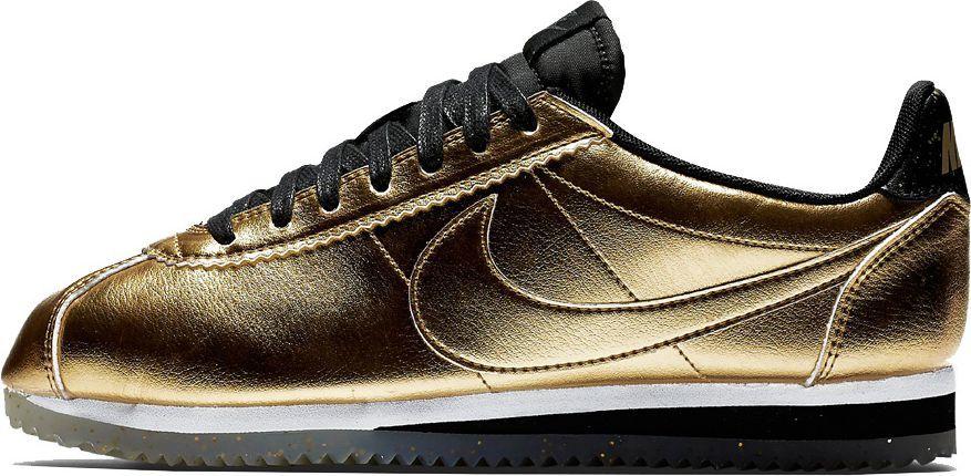 Nike Buty damskie Classic Cortez Leather SE złote r. 40 (902854 700 S) ID produktu: 1565254