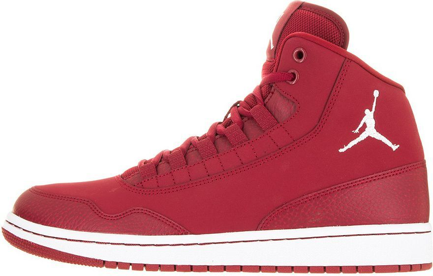 Nike Buty męskie Jordan Executive czerwone r. 44 23 (820240 602 S) ID produktu: 1565259