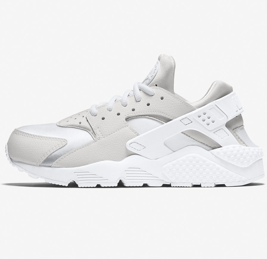 buy online 4d770 44d9d Nike Buty damskie Air Huarache Run biały r. 38.5 (634835 108) w  Sklep-presto.pl