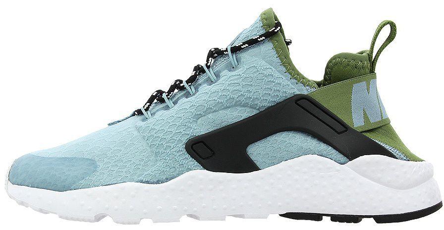 best service c4454 91211 Nike Buty damskie Air Huarache Run Ultra SE Shoe niebieskie r. 35.5 (859516  401) w Sklep-presto.pl
