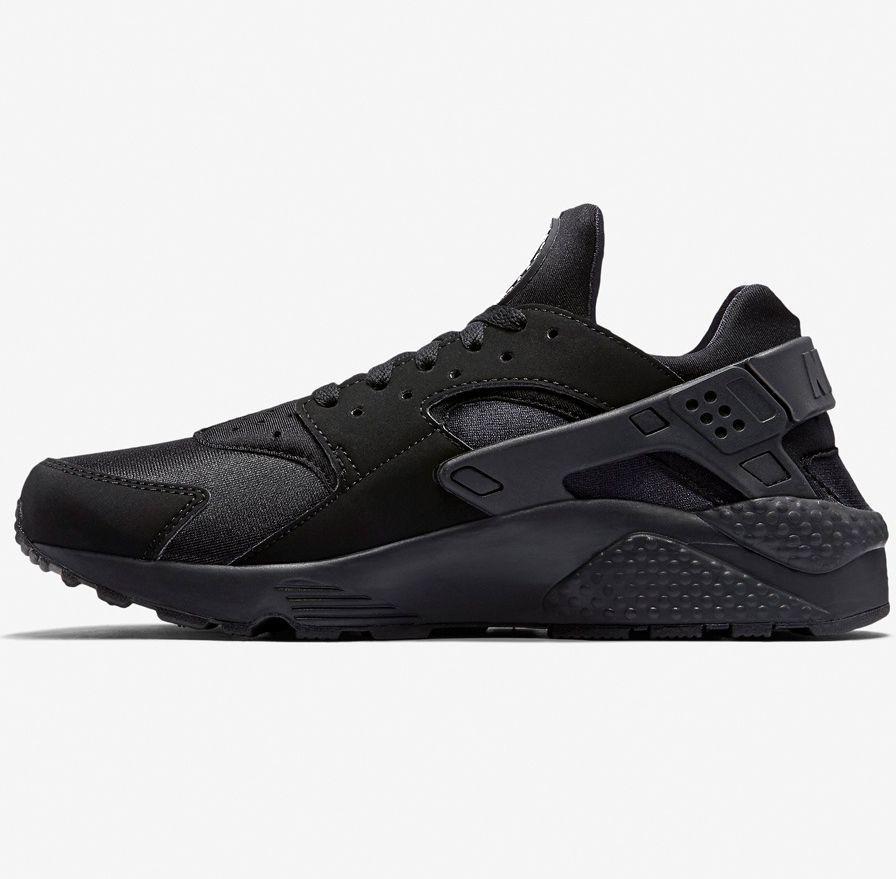 buty czarne huarache męskie
