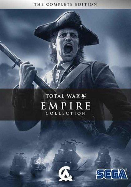 Empire: Total War Collection, ESD 1