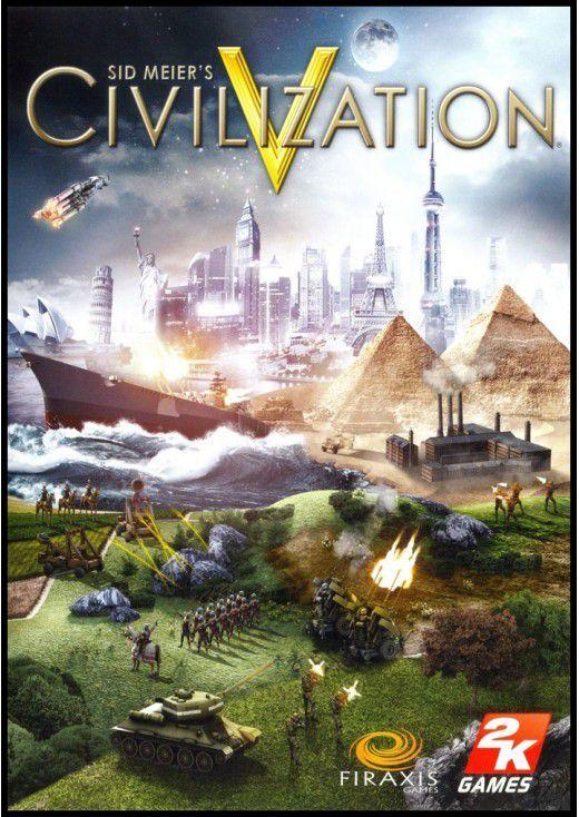 Sid Meier's Civilization V PC, wersja cyfrowa 1