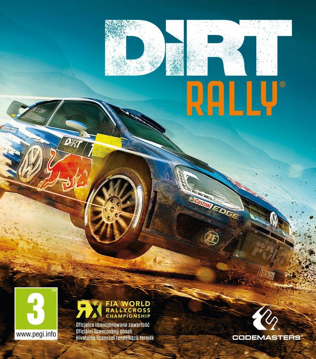 DiRT Rally PC, wersja cyfrowa 1