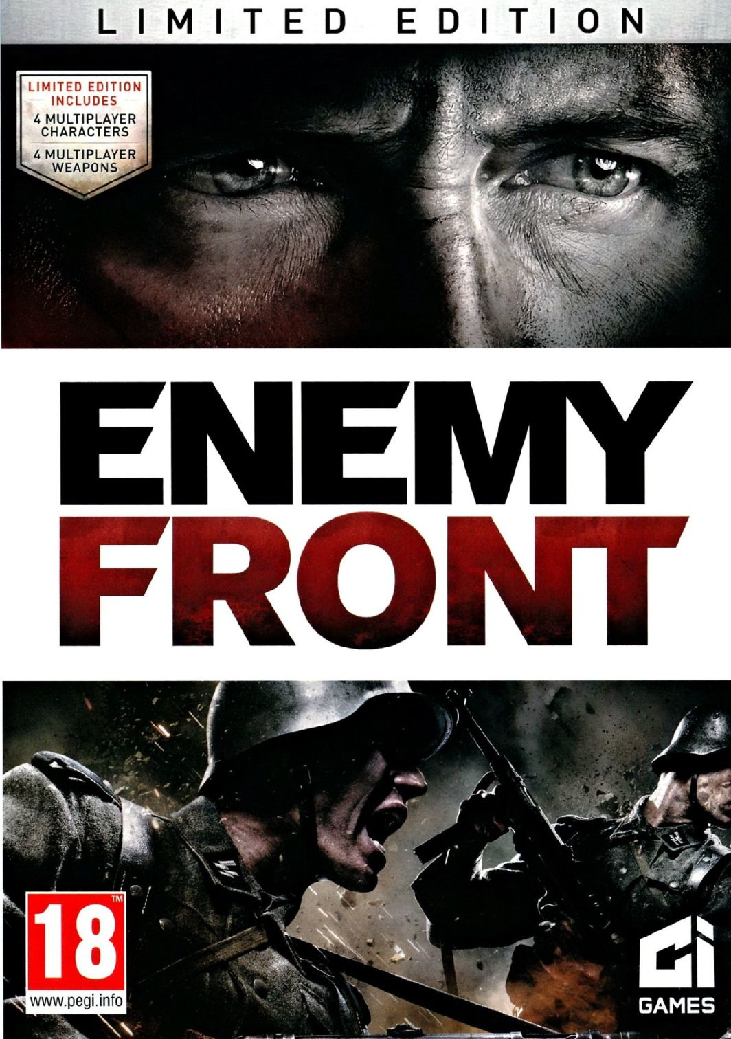 Enemy Front - Limited Edition PC, wersja cyfrowa 1