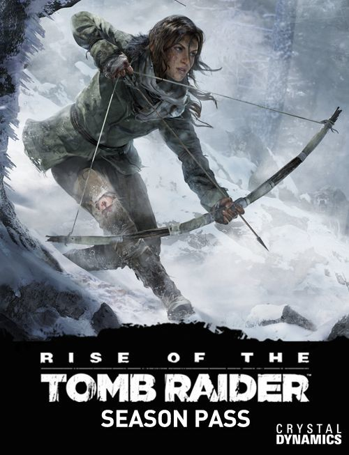 Rise of the Tomb Raider - Season Pass PC, wersja cyfrowa 1