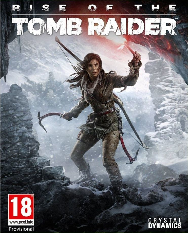 Rise of the Tomb Raider PC, wersja cyfrowa 1