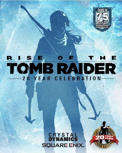 Rise of the Tomb Raider - 20th Anniversary Edition PC, wersja cyfrowa 1