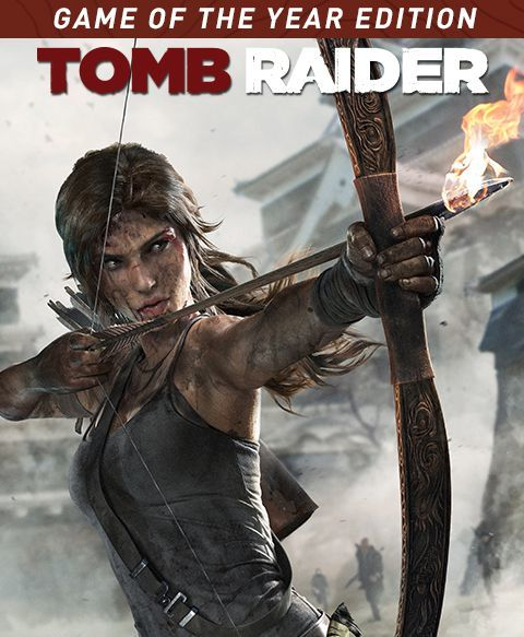 Tomb Raider - Game of the Year Edition PC, wersja cyfrowa 1