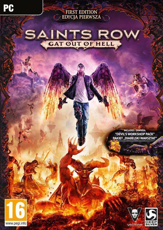 Saints Row: Gat Out of Hell - Pierwsza Edycja, ESD 1