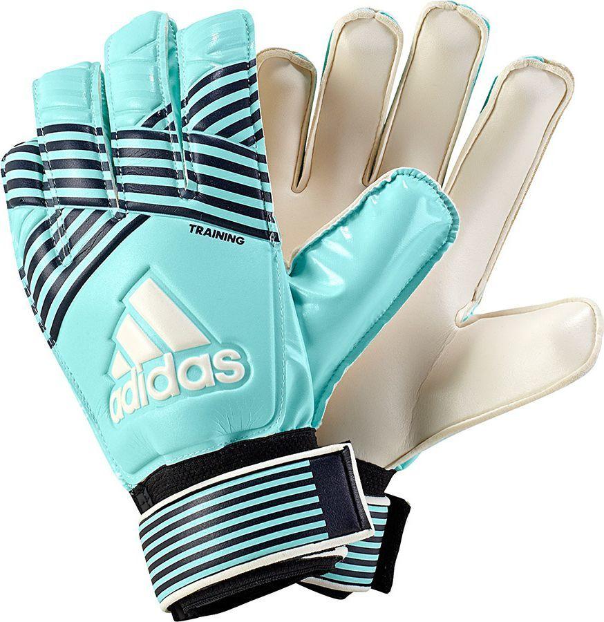 Adidas Rękawice bramkarskie ACE Training niebieskie r. 11 (BQ4588) 1