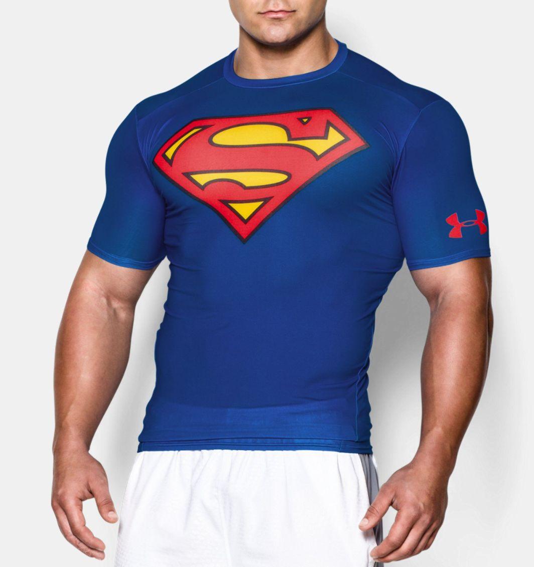 niska cena sprzedaży niska cena całkiem fajne Under Armour Koszulka męska Alter Ego Compression Superman czarna r. 3XL  (1244399) ID produktu: 1570135