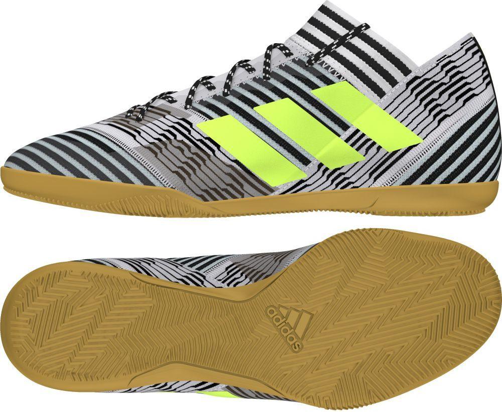 287b1208bf7c4 Adidas Buty piłkarskie Nemeziz Tango 17.3 biało-czarne r. 43 1 3 (BB3653) w  Sklep-presto.pl