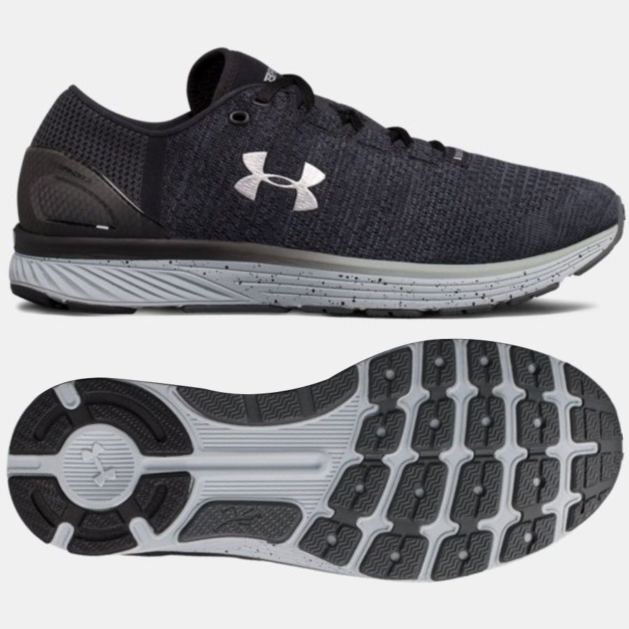 Under Armour Buty męskie Charged Bandit 3 szare r. 42