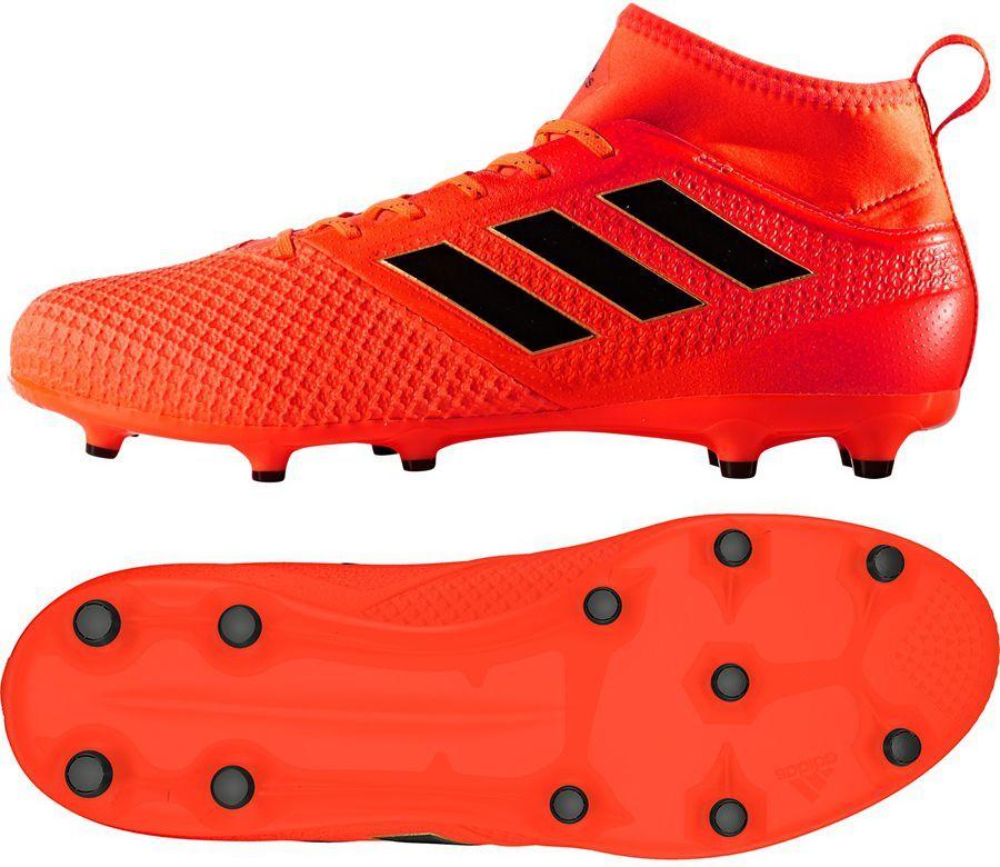d5f82ca7e Adidas Buty męskie Ace 17.3 FG pomarańczowe r. 44 2/3 (S77065) w  Sklep-presto.pl