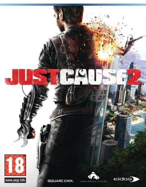Just Cause 2 PC, wersja cyfrowa 1