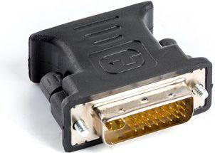 Adapter AV Lanberg DVI - VGA (AD-0012-BK) 1
