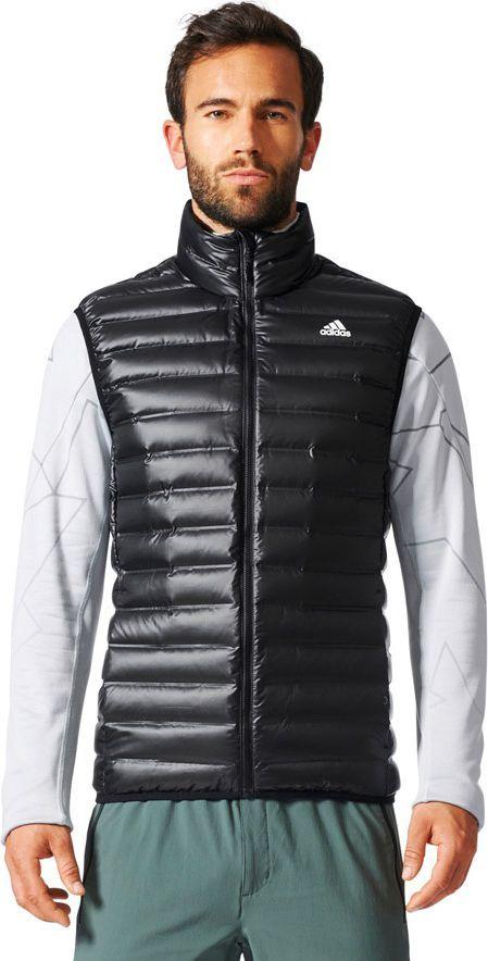 Adidas Kamizelka męska Varilite Vest czarna r. M (BS1563) ID produktu: 1574608