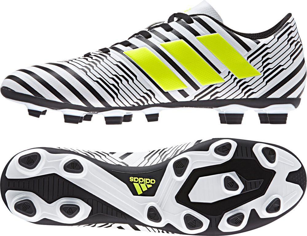Buty piłkarskie adidas Nemeziz 17.4 FxG M S80606 | Korki