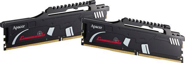 Pamięć Apacer Commando, DDR4, 16 GB, 2400MHz, CL16 (EK.16GAT.GEAK2) 1