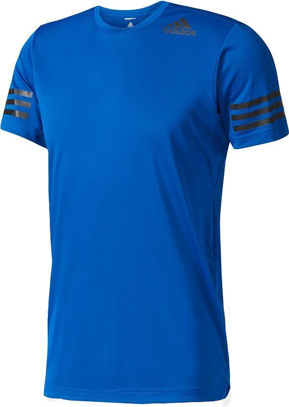 29c4eb85fd6d4c Adidas Koszulka męska Free Lift Climacool niebieska r. M (BK6122) w Sklep -presto.pl