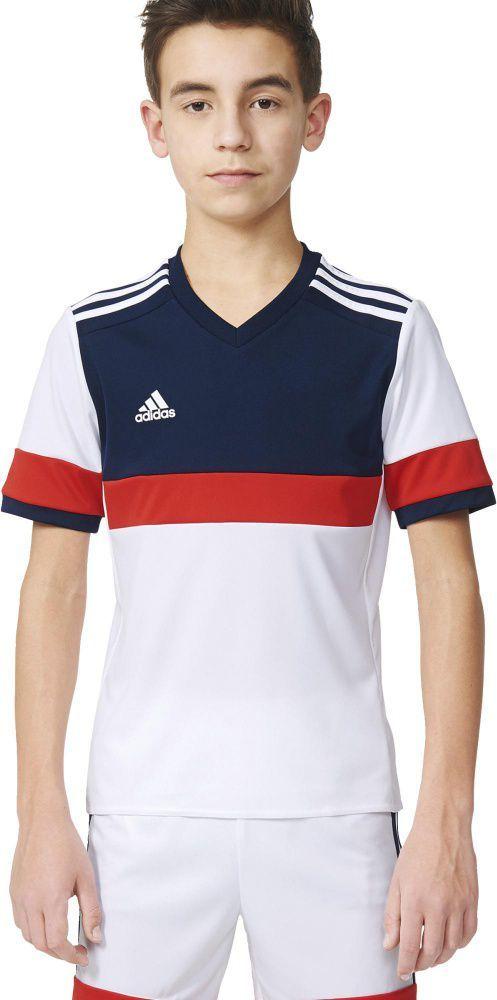 Adidas Koszulka Konn 16 biała r. 134 cm (AJ1389) ID produktu: 1576153