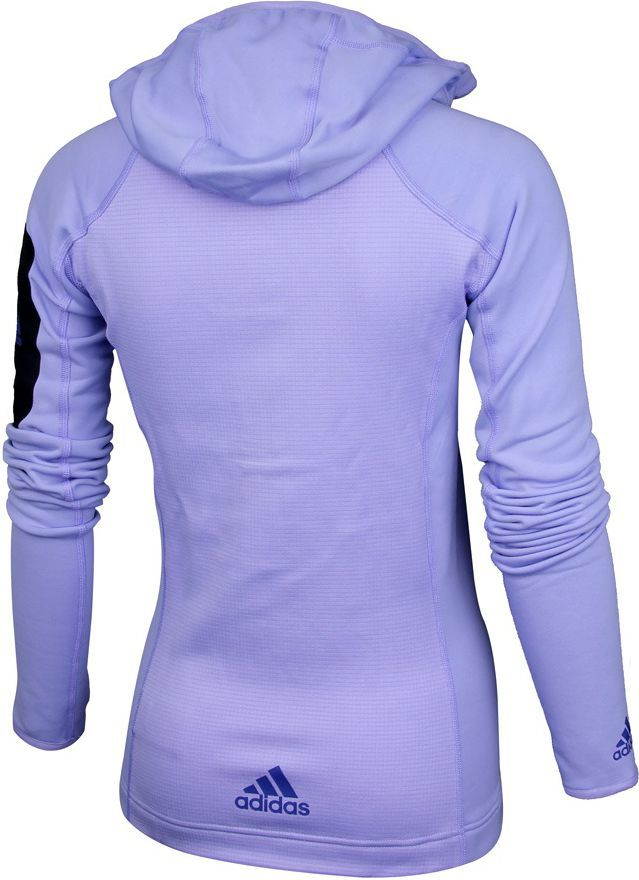 adidas bluza fioletowa
