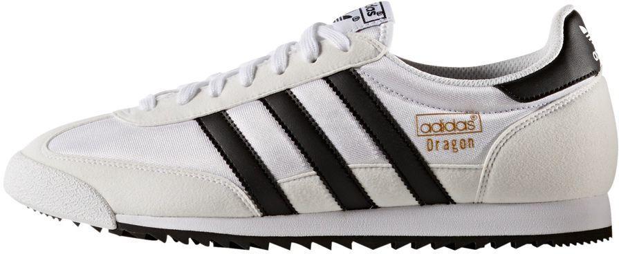 Buty Adidas DRAGON J BB2487 czarno białe VINTAGE – Buty PAGO