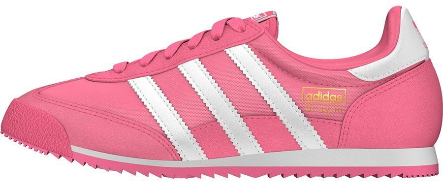 Zniżka Różowy Buty adidas Dragon Og J BB2489 Easpnk Ftwwht