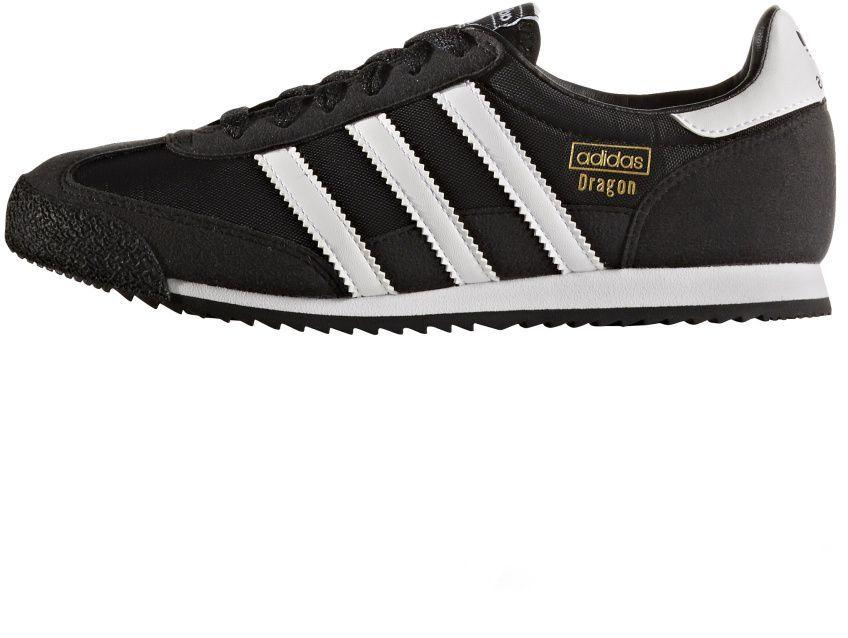 Adidas Buty dziecięce Originals Dragon OG Junior czarne r. 36 23 (BB2487) ID produktu: 1578677