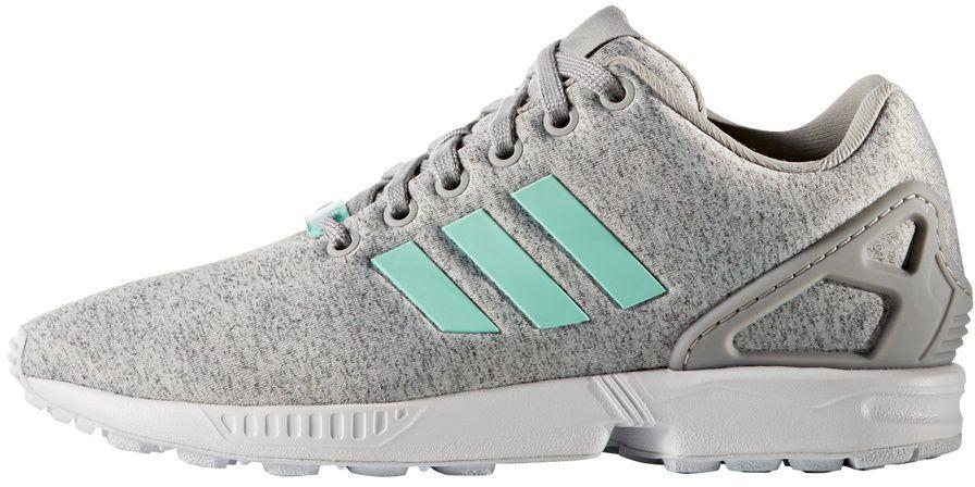 kup tanio najlepiej tanio wylot online Adidas Buty damskie Originals ZX Flux W szare r. 38 (BB2259) ID produktu:  1578873