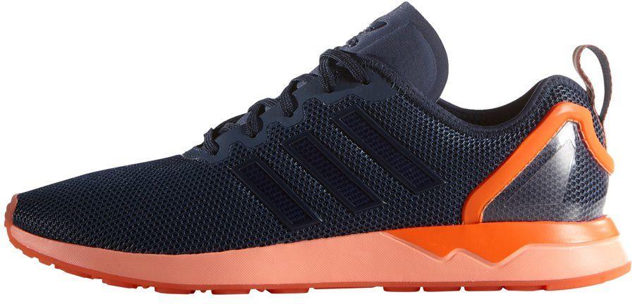 butik wyprzedażowy Kup online super promocje Adidas Buty męskie Originals ZX Flux Adv granatowe r. 42 2/3 (S79013) ID  produktu: 1578955