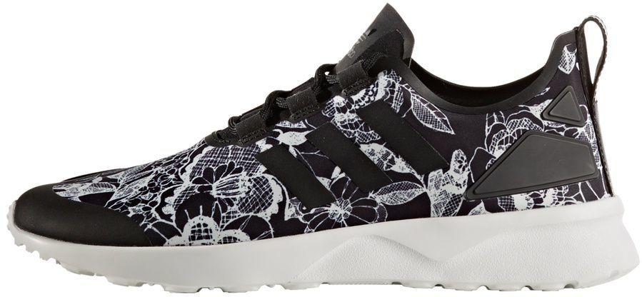 Adidas Buty damskie Originals ZX Flux ADV Verve czarne r. 41 13 (BB2284) ID produktu: 1578984