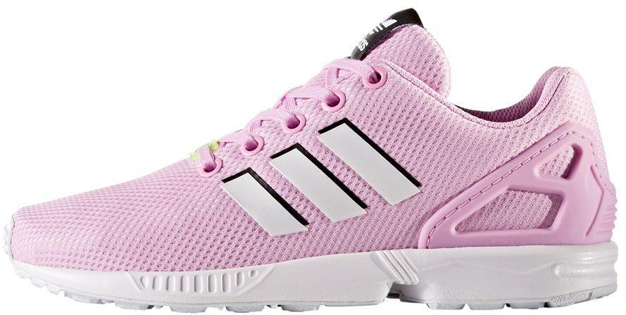 Adidas Buty dzieci?ce Originals ZX FLUX J r?owe r. 39 13