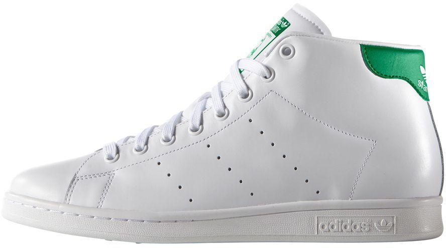 Buty m?skie sneakersy adidas Stan Smith Mid BB0069 | BIA?Y