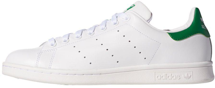 Cena obniżona buty do separacji super jakość Adidas Buty męskie Originals Stan Smith białe r. 44 2/3 (M20324) ID  produktu: 1579263