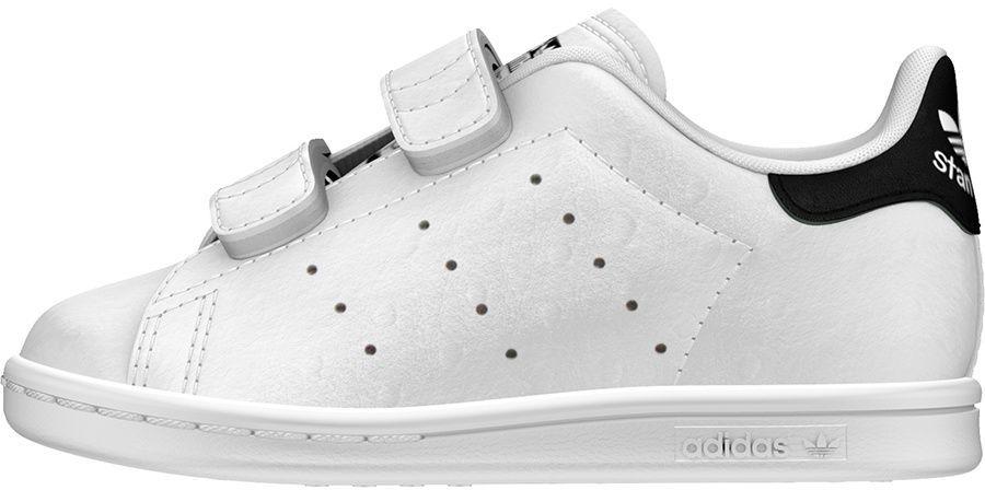 Adidas Buty dziecięce Originals Stan Smith CF I białe r. 21 (S78755) ID produktu: 1579275
