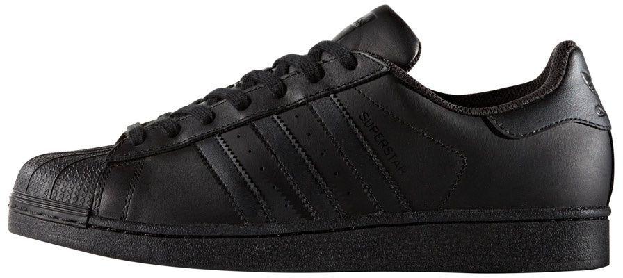 Adidas Buty m?skie Originals SUPERSTAR M czarne r. 46 (AF5666) ID produktu: 1579292