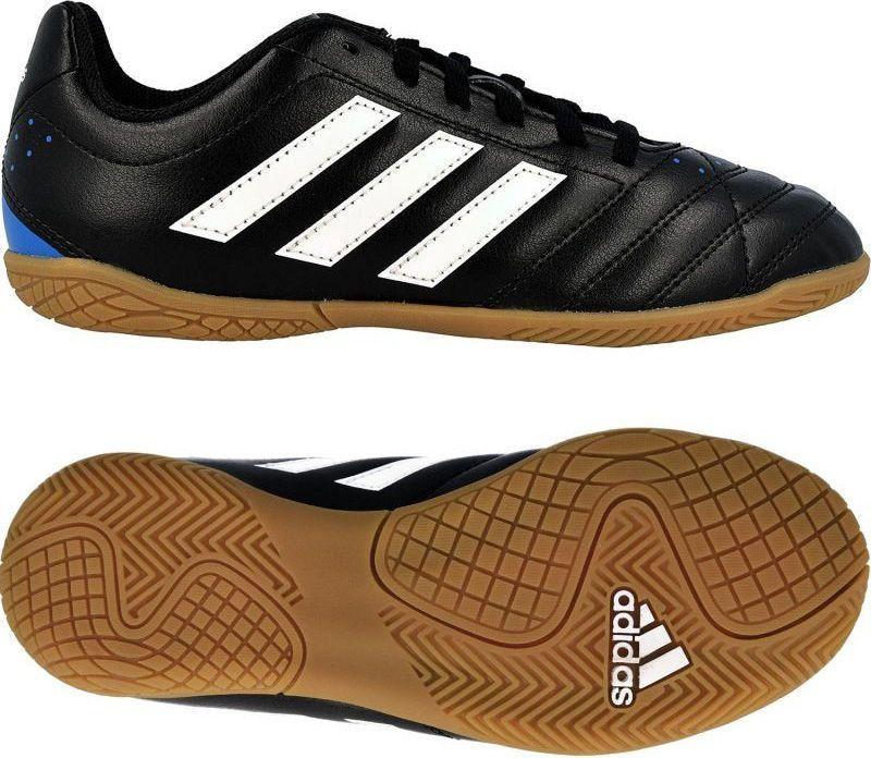 Adidas Buty halowe GOLETTO V Indoor Junior czarne r. 33 (B26186) ID produktu: 1579951