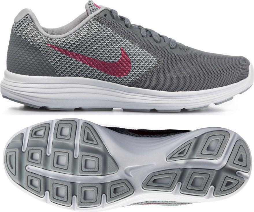 innowacyjny design oficjalny sklep najlepiej tanio Nike Buty damskie biegowe Revolution 3 szare r. 40 (819303-022) w  Sklep-presto.pl