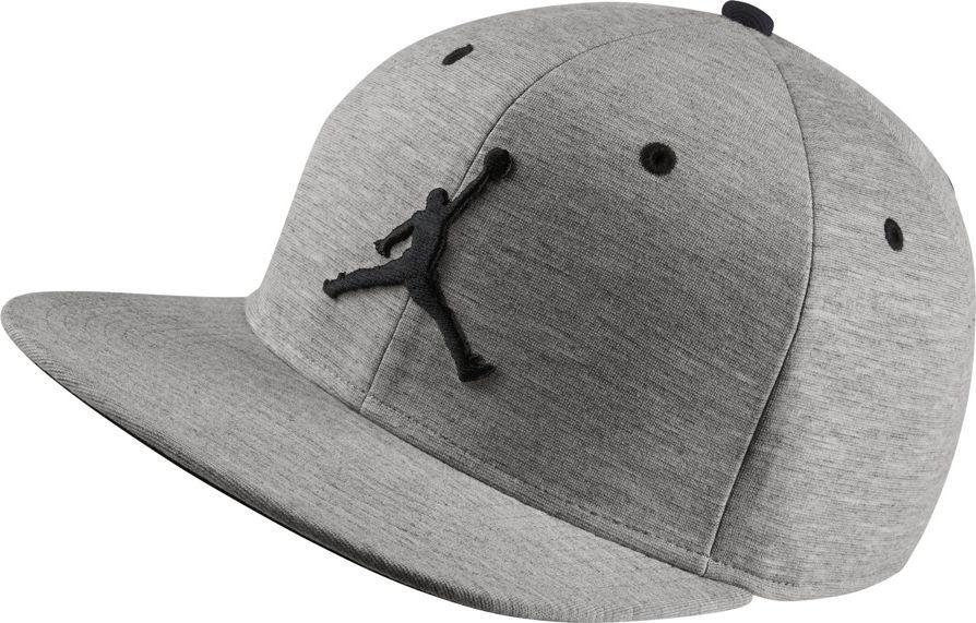 Nike Czapka Jordan 23 Lux Snapback szara (834889 063) ID produktu: 1580349