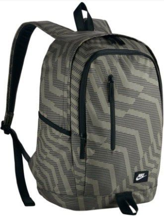 4c8460bc37c9d Nike Plecak All Access Soleday, zielony (BA5231 356) w Sklep-presto.pl