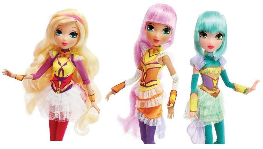 Cobi REGAL ACADEMY 21000 Lalka Glitter Girls 1